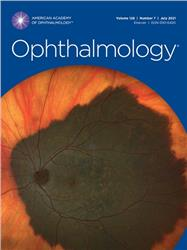 Cover Ophthalmology