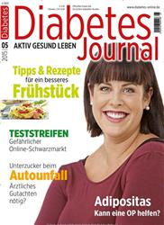 Cover Diabetes Journal
