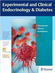 Cover Experimental and Clinical Endocrinology & Diabetes