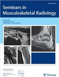 Cover Seminars in Musculoskeletal Radiology