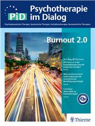 Cover Psychotherapie im Dialog