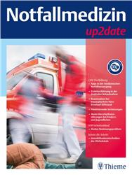 Cover Notfallmedizin up2date