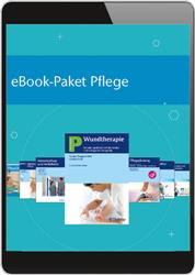 Cover eBook-Paket Pflege