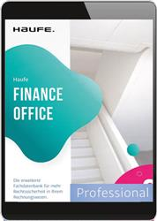 Cover Finance Office Professional (Online-Datenbank)