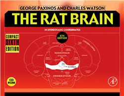 Cover The Rat Brain in Stereotaxic Coordinates