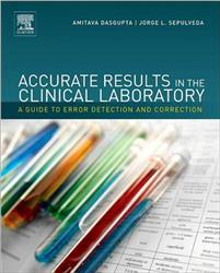 Cover Accurate Results in the Clinical Laboratory: A Guide to Error Detection and Correction