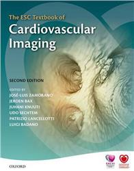 Cover The ESC Textbook of Cardiovascular Imaging