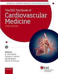 Cover The Esc Textbook of Cardiovascular Medicine