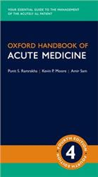 Cover Oxford Handbook of Acute Medicine