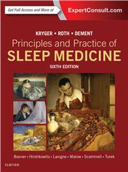 Cover Principles and Practice of Sleep Medicine