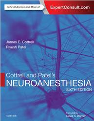 Cover Cottrell and Patel's Neuroanesthesia