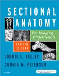 Cover Sectional Anatomy for Imaging Professionals