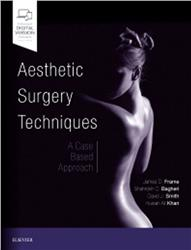 Cover Aesthetic Surgery Techniques