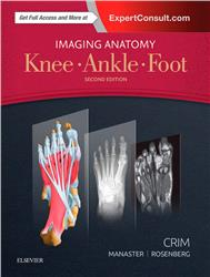 Cover Imaging Anatomy: Knee, Ankle, Foot