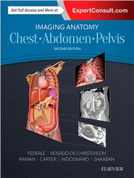 Cover Imaging Anatomy: Chest, Abdomen, Pelvis