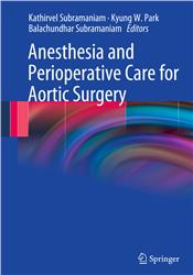 Cover Anesthesia and Perioperative Care for Aortic Surgery