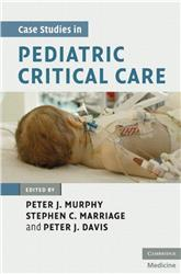 Cover Case Studies in Pediatric Critical Care