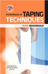 Cover Pocketbook of Taping Techniques
