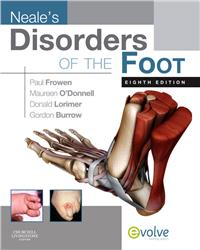 Cover Neale's Disorders of the Foot