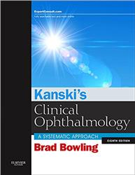 Cover Kanski's Clinical Ophthalmology