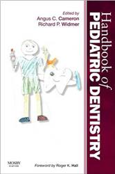 Cover Handbook of Pediatric Dentistry