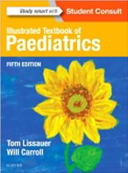 Cover Illustrated Textbook of Paediatrics