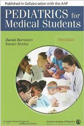 Cover Pediatrics for Medical Students
