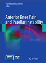 Cover Anterior Knee Pain and Patellar Instability / with DVD and Extra Materials
