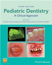 Cover Pedriatric Dentistry: A Clinical Approach
