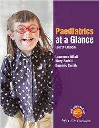 Cover Paediatrics at a Glance