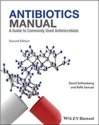 Cover Antibiotics: A Guide to Commonly Used Antimicrobials