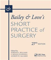 Cover Bailey & Loves Short Practice of Surgery