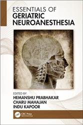 Cover Essentials of Geriatric Neuroanesthesia