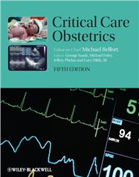 Cover Clark's Critical Care Obstetrics