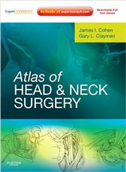 Cover Atlas of Head and Neck Surgery