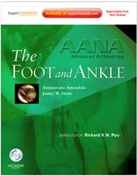 Cover AANA Advanced Arthroscopy: The Foot and Ankle