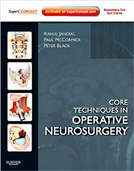 Cover Core Techniques in Operative Neurosurgery