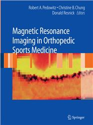Cover Magnetic Resonance Imaging in Orthopedic Sports Medicine