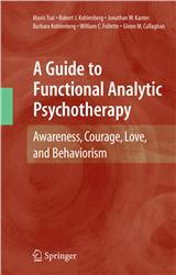 Cover A Guide to Functional Analytic Psychotherapy / Softcover