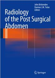 Cover Radiology of the Post Surgical Abdomen