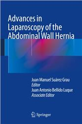 Cover Advances in Laparoscopy of the Abdominal Wall Hernia