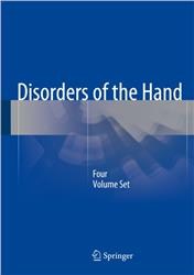 Cover Disorders of the Hand