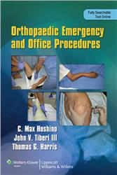 Cover Orthopaedic Emergency and Office Procedures
