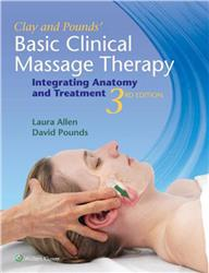 Cover Clay & Pounds' Basic Clinical Massage Therapy
