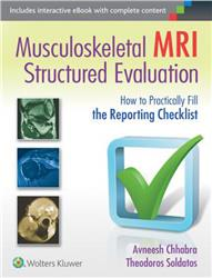 Cover Musculoskeletal MRI Structured Evaluation