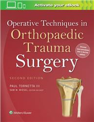 Cover Operative Techniques in Orthopaedic Trauma Surgery