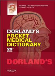 Cover Dorland's Pocket Medical Dictionary