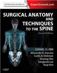 Cover Surgical Anatomy and Techniques to the Spine