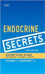 Cover Endocrine Secrets