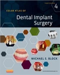 Cover Color Atlas of Dental Implant Surgery